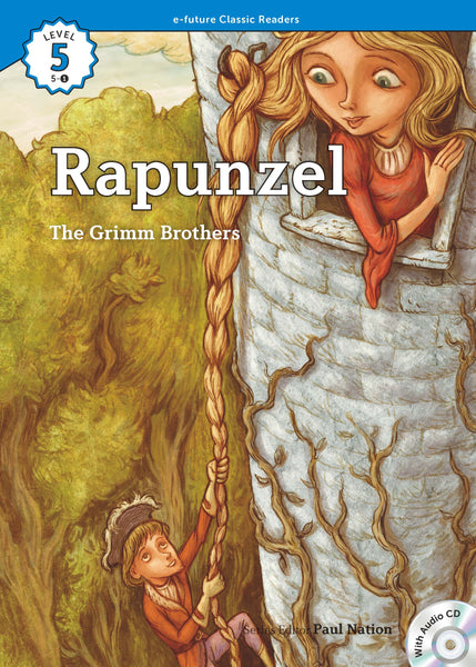 EF Classic Readers Level 5, Book 1: Rapunzel