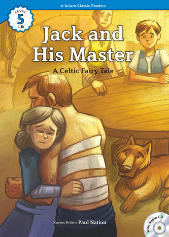 EF Classic Readers Level 5, Book 7: Jack and His Master