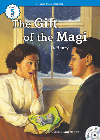 EF Classic Readers Level 5, Book 9: The Gift of the Magi