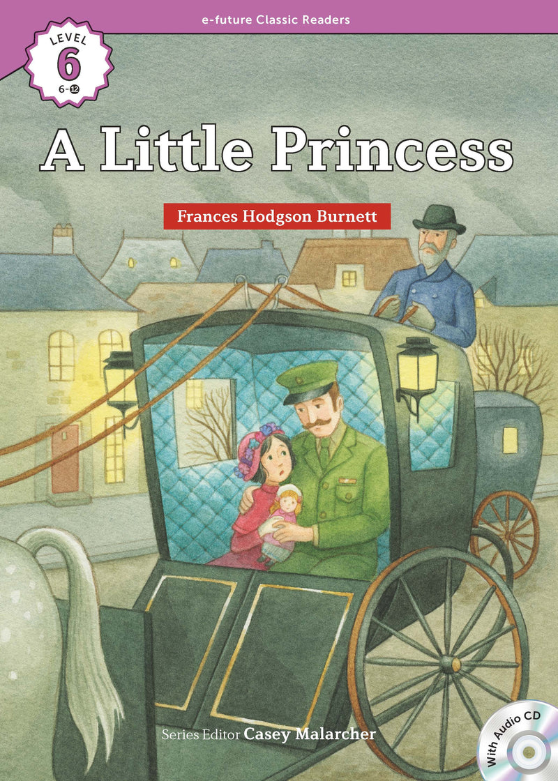 EF Classic Readers Level 6, Book 12:A Little Princess