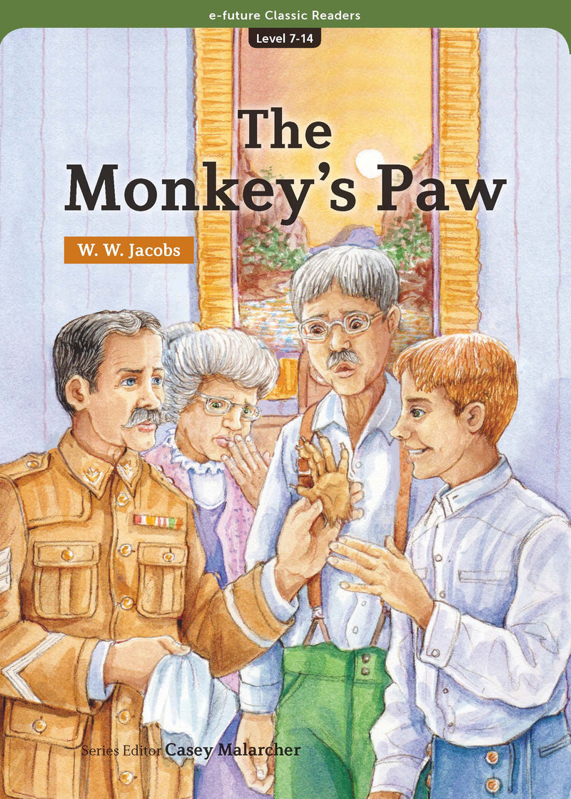 EF Classic Readers Level 7, Book 14: The Monkey's Paw