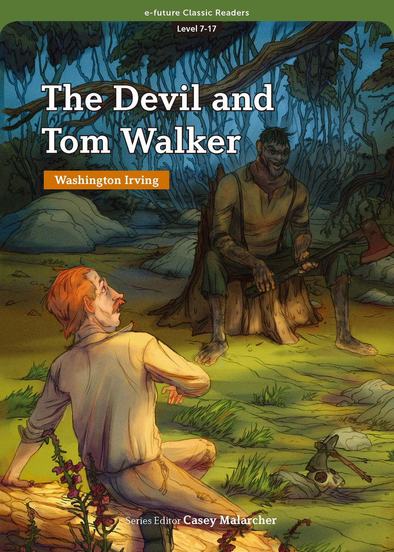 EF Classic Readers Level 7, Book 17: The Devil and Tom Walker