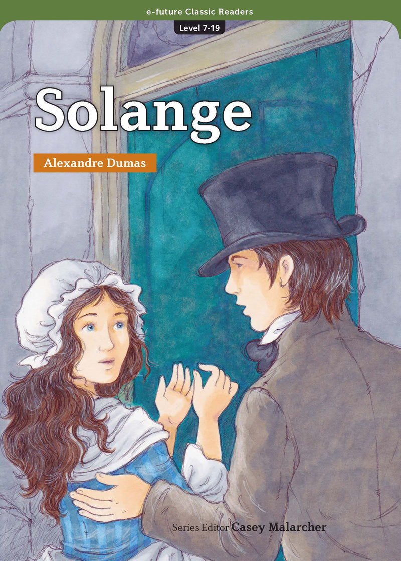 EF Classic Readers Level 7, Book 19: Solange