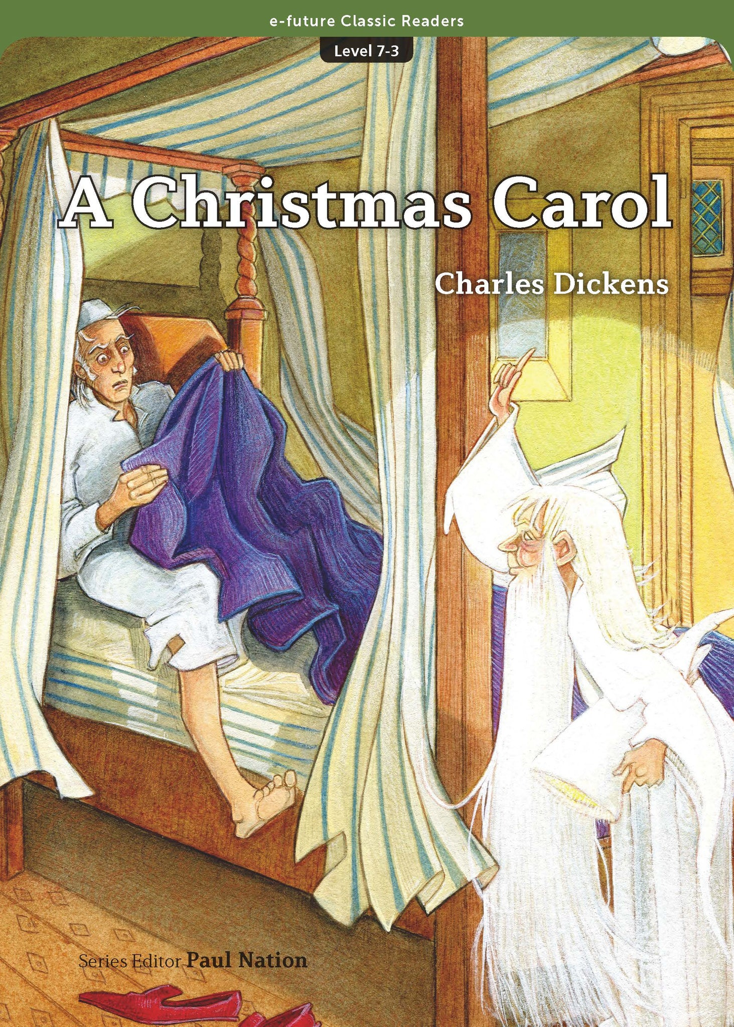 EF Classic Readers Level 7, Book 3: A Christmas Carol