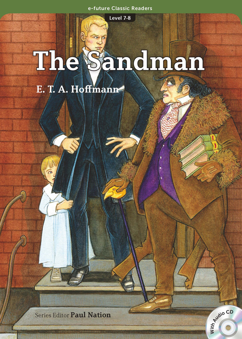 EF Classic Readers Level 7, Book 8: The Sandman
