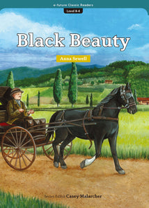EF Classic Readers Level 8, Book 4: Black Beauty