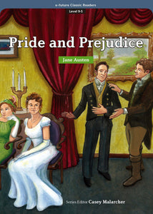 EF Classic Readers Level 9, Book 5: Pride and Prejudice