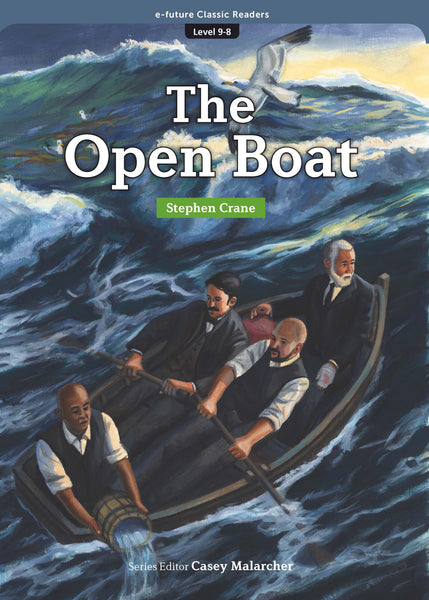 EF Classic Readers Level 9, Book 8: The Open Boat