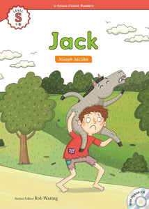 EF Classic Readers Level S, Book 16: Jack
