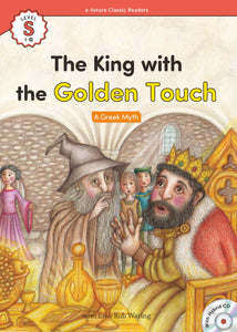 EF Classic Readers Level S, Book 19: The King with the Golden Touch