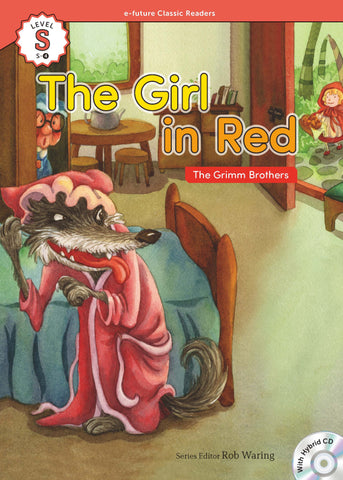EF Classic Readers Level S, Book 4: The Girl in Red