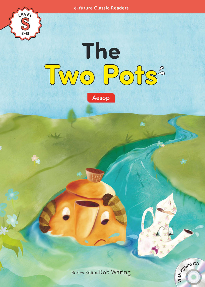 EF Classic Readers Level S, Book 9: The Two Pots
