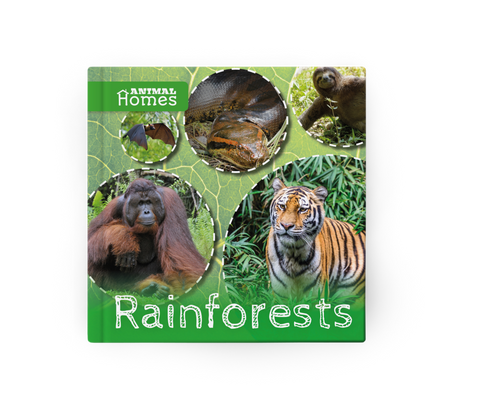 Animal Homes: Rainforests