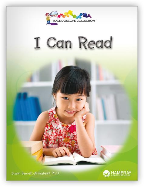 Kaleidoscope Big Book GR-A: I Can Read