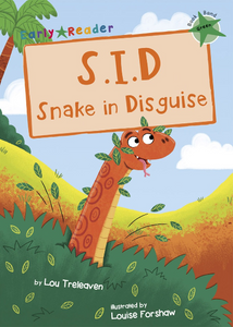 Maverick Green (Band 5): S.I.D Snake in Disguise