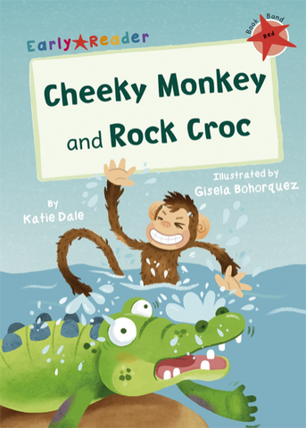 Maverick Red (Band 2): Cheeky Monkey/Rock Croc(2 stories in 1)