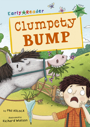 Maverick Green (Band 5): Clumpety Bump