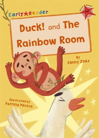 Maverick Red (Band 2): Duck!/The Rainbow Room(2 stories in 1)