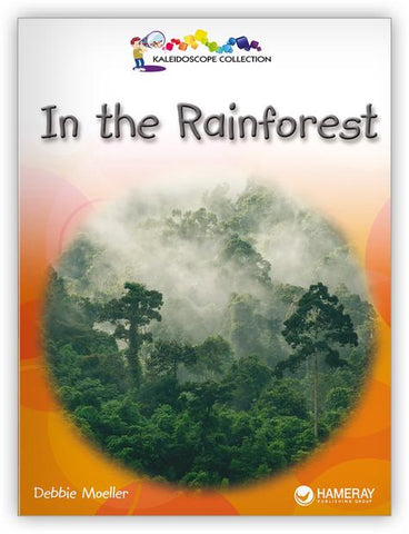 Kaleidoscope Big Book GR-B: In the Rainforest