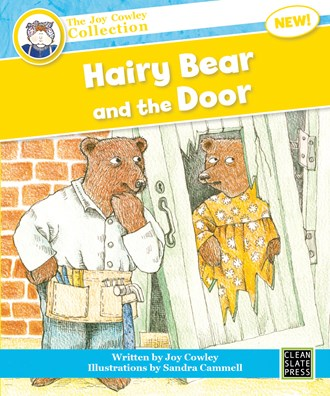 Hairy Bear and the Door (L13/14)