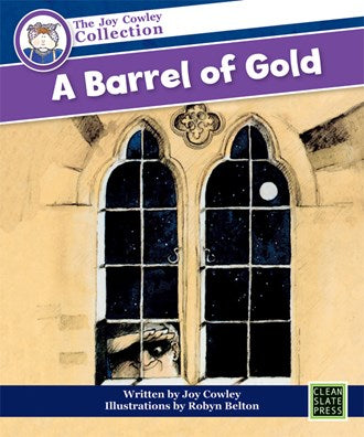 A Barrel of Gold (L18)