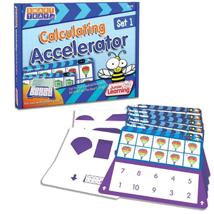 Smart Tray - Calculating Accelerator Set 1 (JL108)