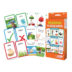 Reading Flashcards (JL218)