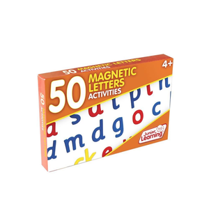 50 Magnetic Letter Activities (JL352)