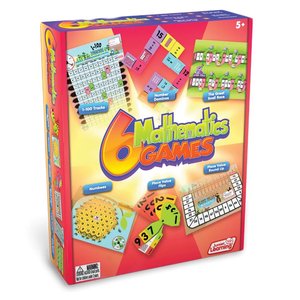 6 Mathematics Games (JL403)