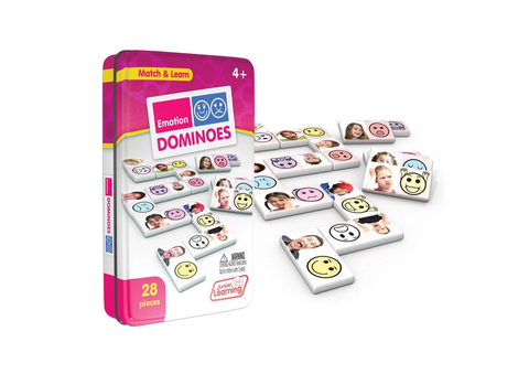 Emotions Dominoes (JL498)
