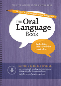 The Oral Book by Sheena Cameron & Louise Dempsey