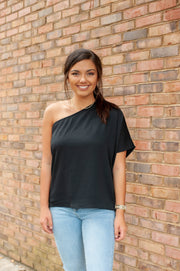 Promise Keeper Top Black