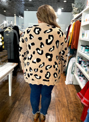 Run Away Cheetah Cardigan