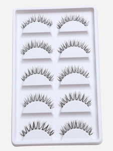 Natural Wisper Lashes - NaturaleeChicBoutique