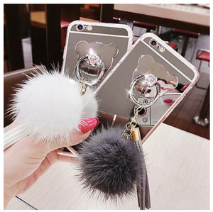 Mirror Mirror Fur Ball Case