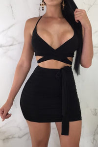 Wrap Me Up Two Piece Set
