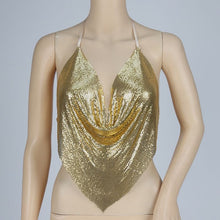 Bling Bling Crop Tie Top - NaturaleeChicBoutique