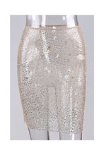 Shine Through Sheer Skirt - NaturaleeChicBoutique