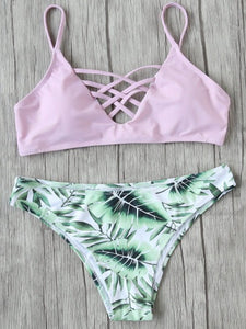 Printzie Two Piece Bikini