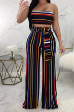 Stripe Candy Two Piece Set