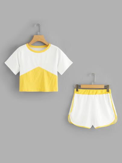 Track Star Two Piece Set