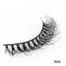 Flashy Mink 3D Eye Lashes - NaturaleeChicBoutique