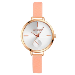 Jelly Quartz Women Wrist Watch - NaturaleeChicBoutique