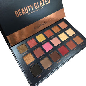 Beauty Glitz 18 Color Eye Shadow - NaturaleeChicBoutique