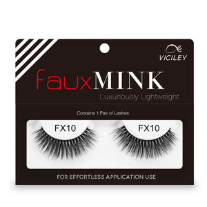 Glamour Faux Mink 3D Eye Lashes - NaturaleeChicBoutique