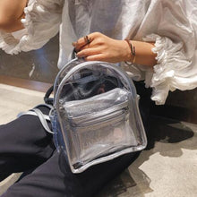 Paris France Jelly Backpack - NaturaleeChicBoutique