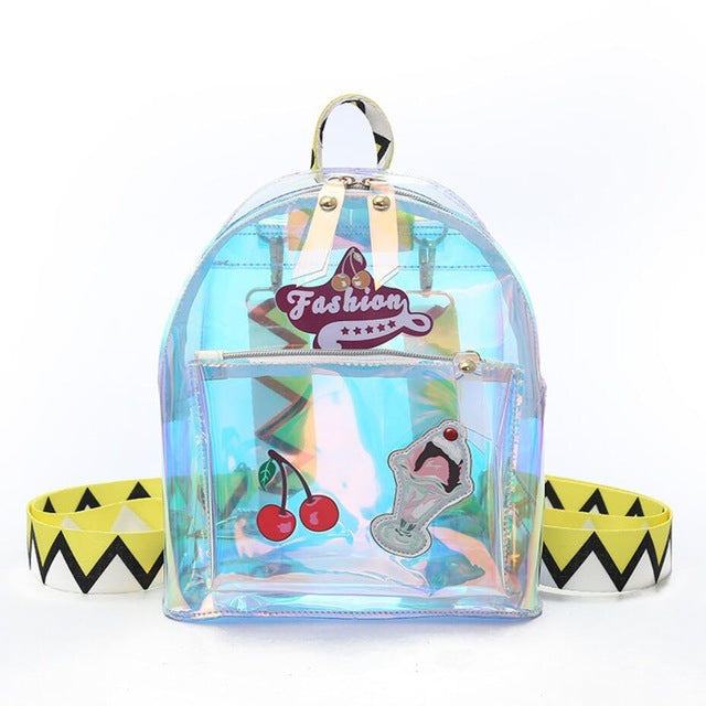 Cherry Icream Jelly Backpack