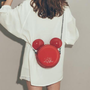 Mouse Shoulder Bag - NaturaleeChicBoutique
