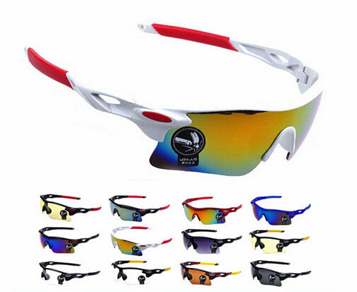 Vintage Sport Sunglasses UV400 | FREE For A Limited Time