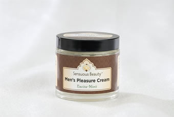 Men's Pleasure Cream - ExciteMint